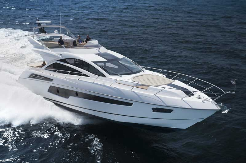Sunseeker Manhatten 55 boot 2014 Bild-02