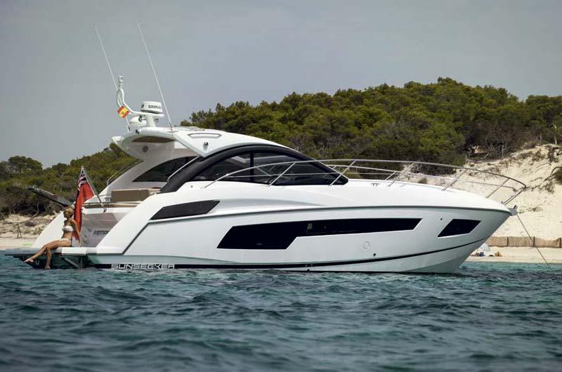 Sunseeker Portofino 40 boot 2014 Bild-03