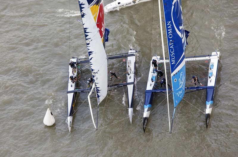 Extreme Sailing World Series 2014 Singapore Bild-04