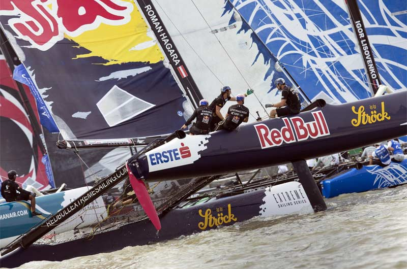 Extreme Sailing World Series 2014 Singapore Bild-07