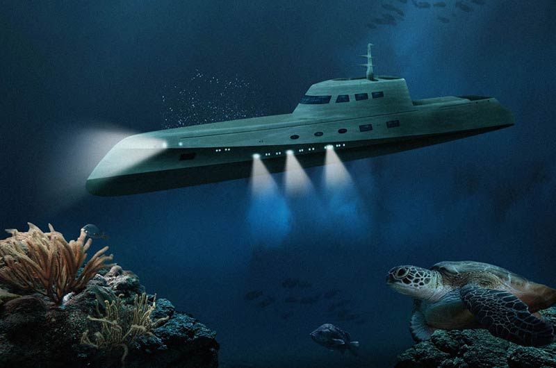 U-Boot in der Karibik Bild-01