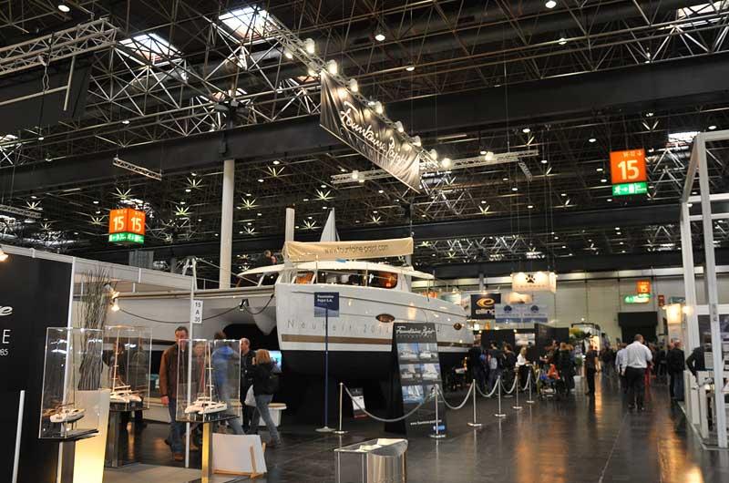 Katamarane boot Düsseldorf 2014 Bild-11
