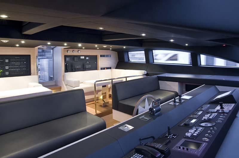Segelyacht innen  Interview mit Superyacht-Designer Francesco Paszkowski | Boot Online