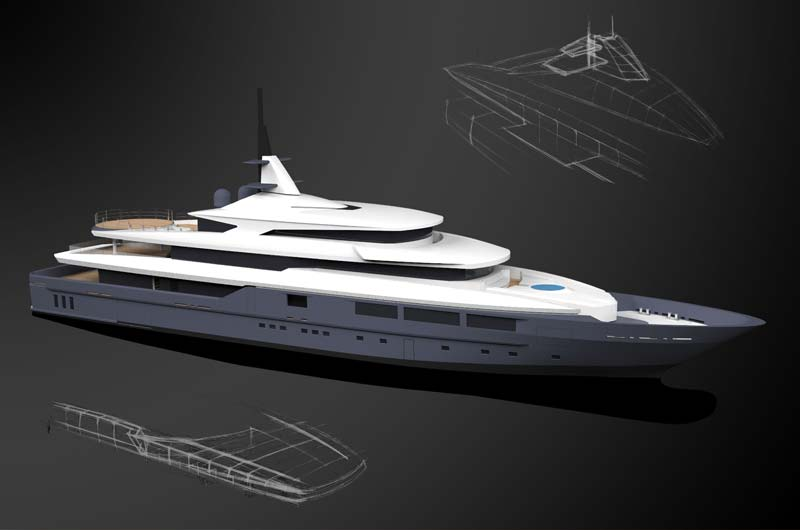 Francesco Paszkowski Superyacht Design Bild-11