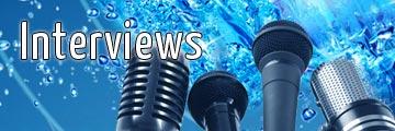 Interviews zu Themen rund um das Yachting