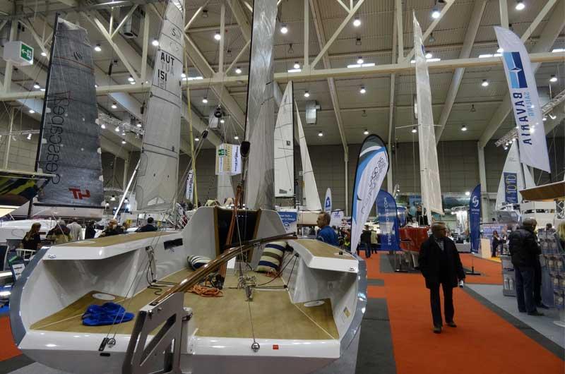 Boot Tulln Austrian Boatshow 2014 Bild-18