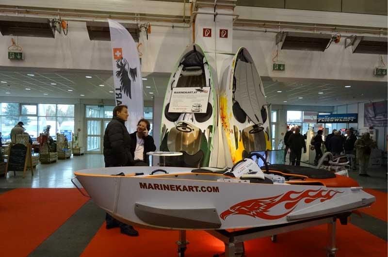 Boot Tulln Austrian Boatshow 2014 Bild-24