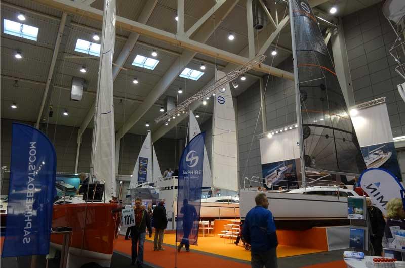Boot Tulln Austrian Boatshow 2014 Bild-29