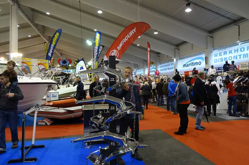 Boot Tulln Austrian Boatshow 2014 Bild-32