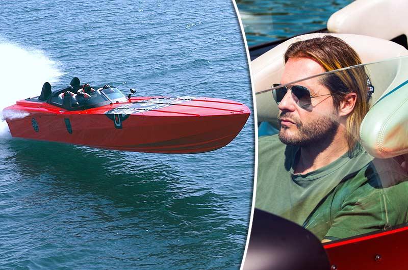 Roger Klüh - Speedboot Apache Star 01