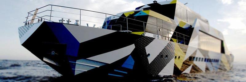 Yacht Design Bild-2