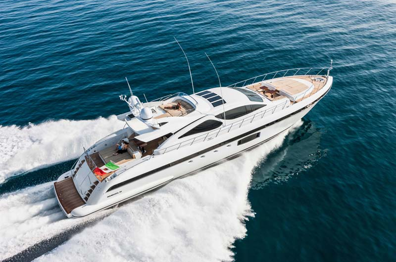 Mangusta 94 - Overmarine Group