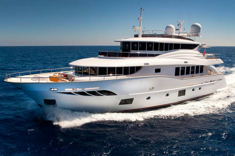 Navetta 30 Filippetti Yacht Image-01