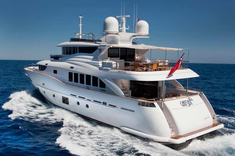 Navetta 30 Filippetti Yacht Image-02