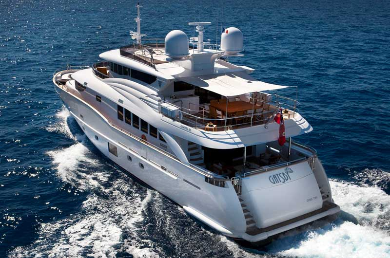 Navetta 30 Filippetti Yacht Image-03