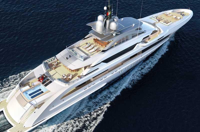 Heesen Project Kometa Superyacht - Image 2