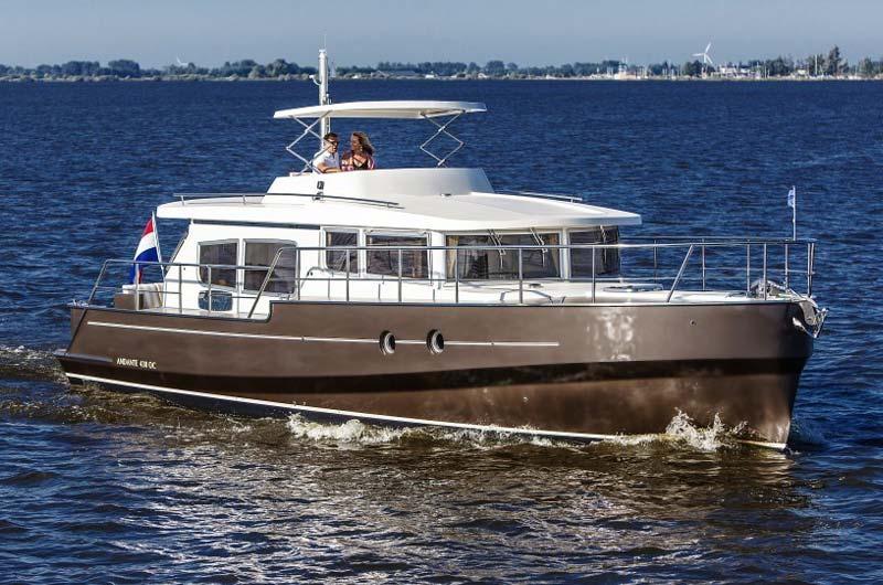 Boot Düsseldorf Motorboot Neuheiten 2015 - Image-12