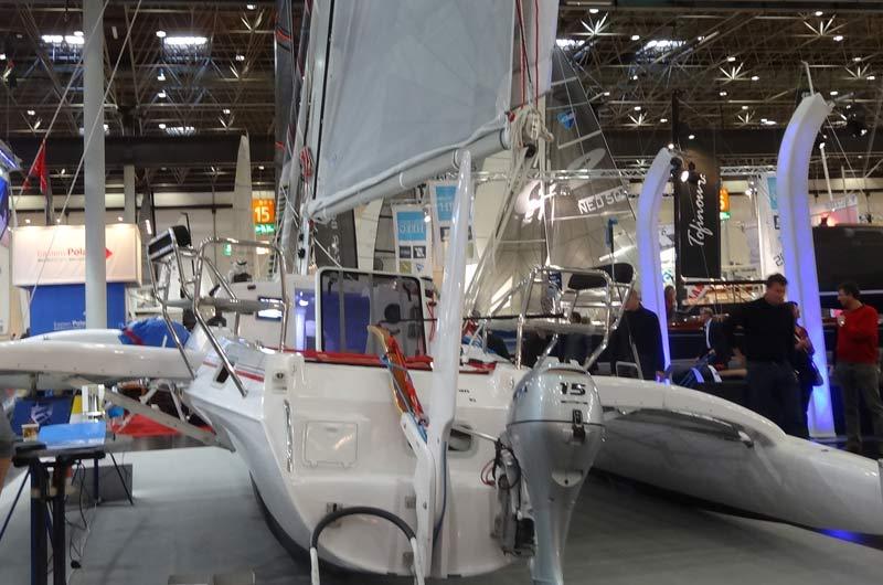 Katamarane im Vormarsch - boot Düsseldorf 2015 - Image-14