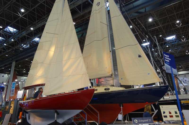 Segelboote boot 2015 - Bild-04