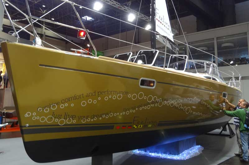 Segelboote boot 2015 - Bild-09