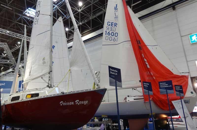 Segelboote boot 2015 - Bild-11