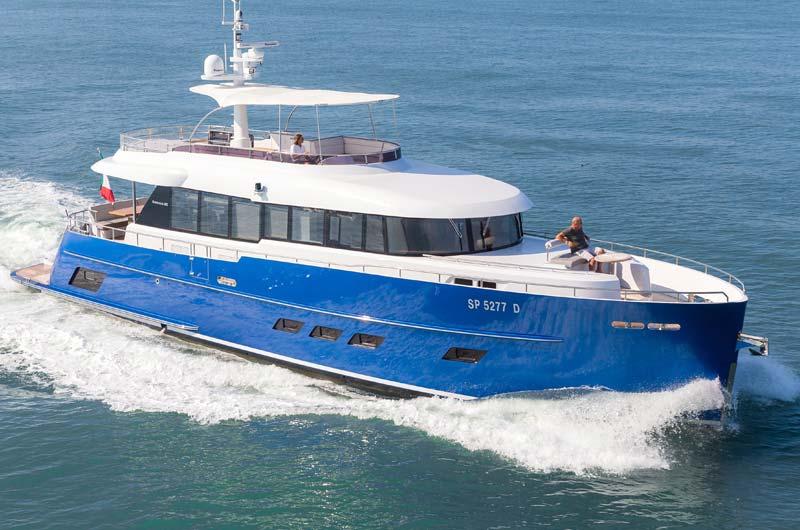 Andrea Bocelli Gamma Yacht - Image-02