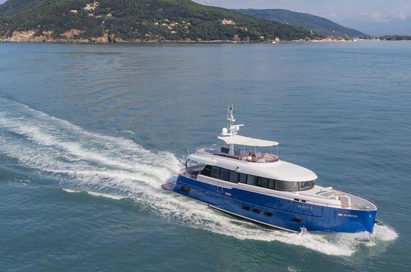 Andrea Bocelli Gamma Yacht - Image-03