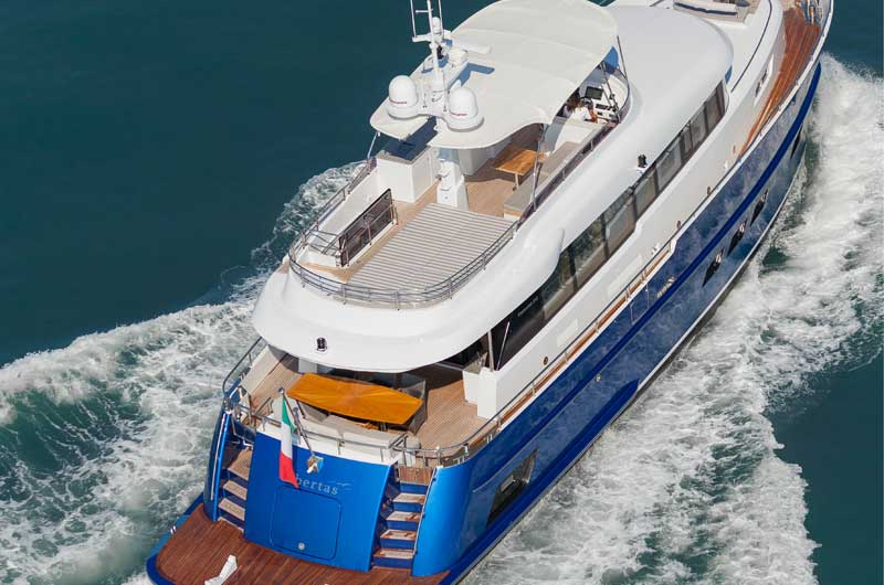 Andrea Bocelli Gamma Yacht - Image-04