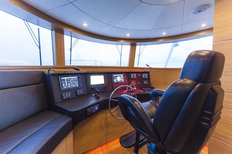 Andrea Bocelli Gamma Yacht - Image-05