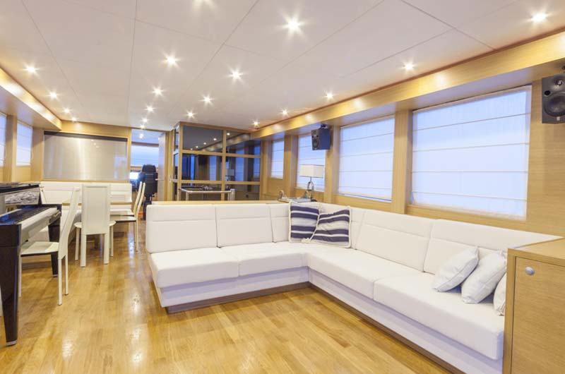 Andrea Bocelli Gamma Yacht - Image-06