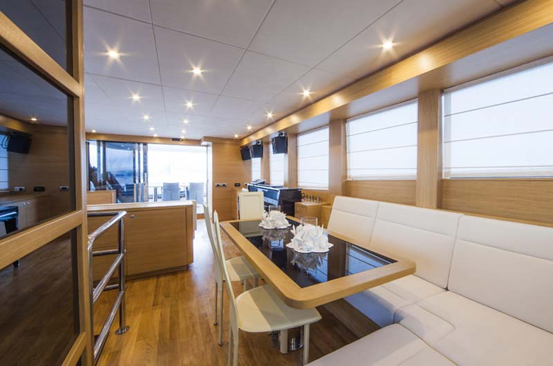 Andrea Bocelli Gamma Yacht - Image-07