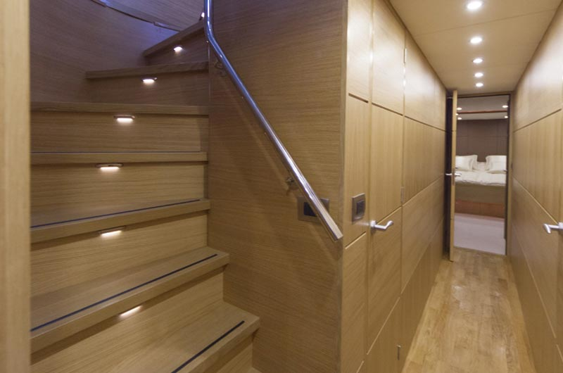 Andrea Bocelli Gamma Yacht - Image-08