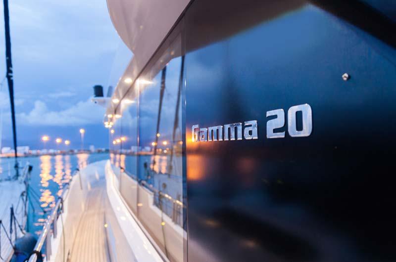 Andrea Bocelli Gamma Yacht - Image-12