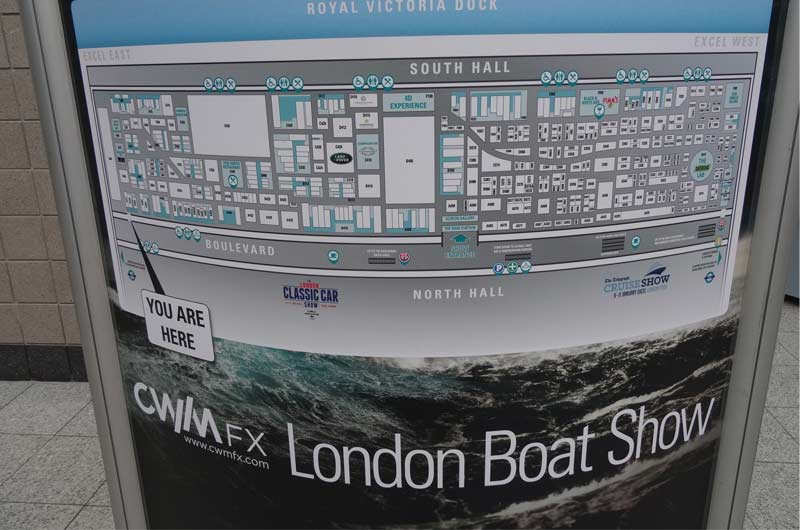 London Boat Show 2015 Image-02