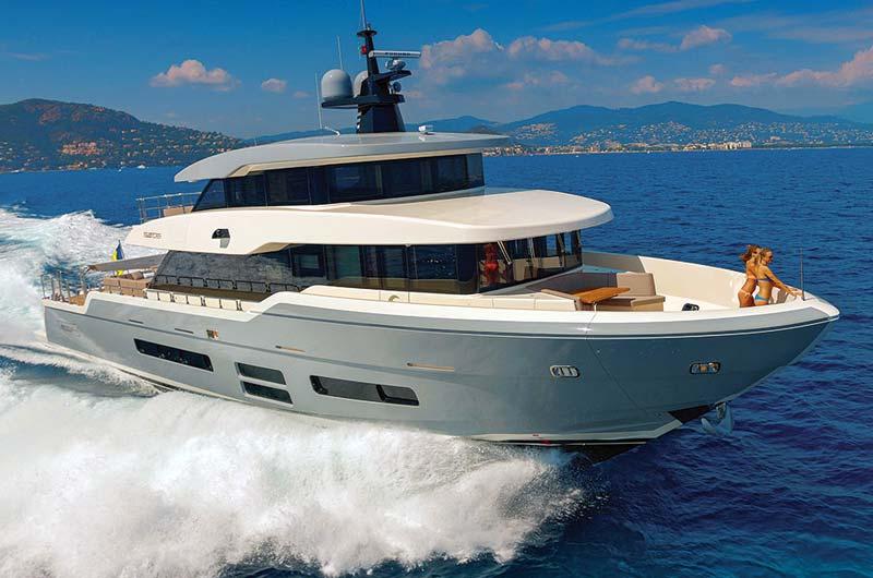 Oceanic 90 Yacht Bild-02