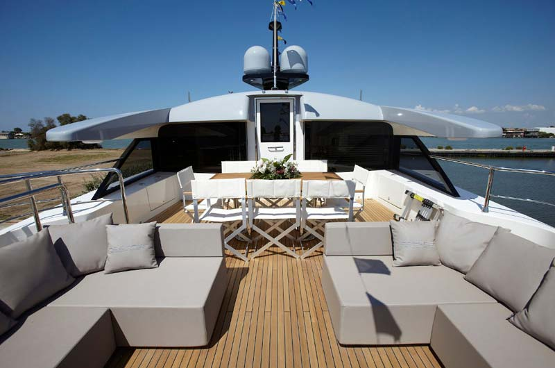 Oceanic 90 Yacht Bild-07