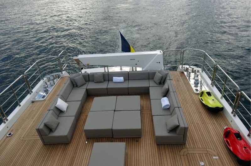 Oceanic 90 Yacht Bild-10