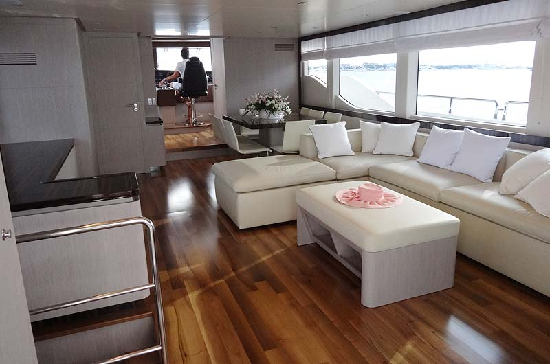 Oceanic 90 Yacht Bild-11