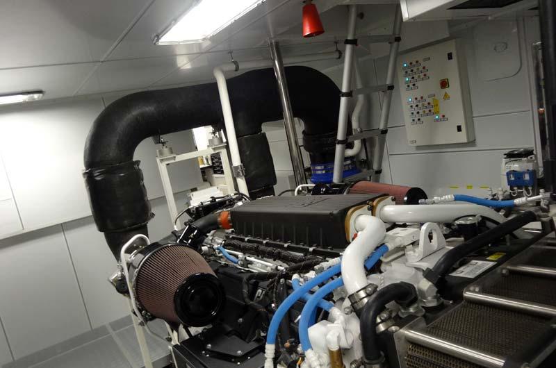 Oceanic 90 Yacht Bild-13