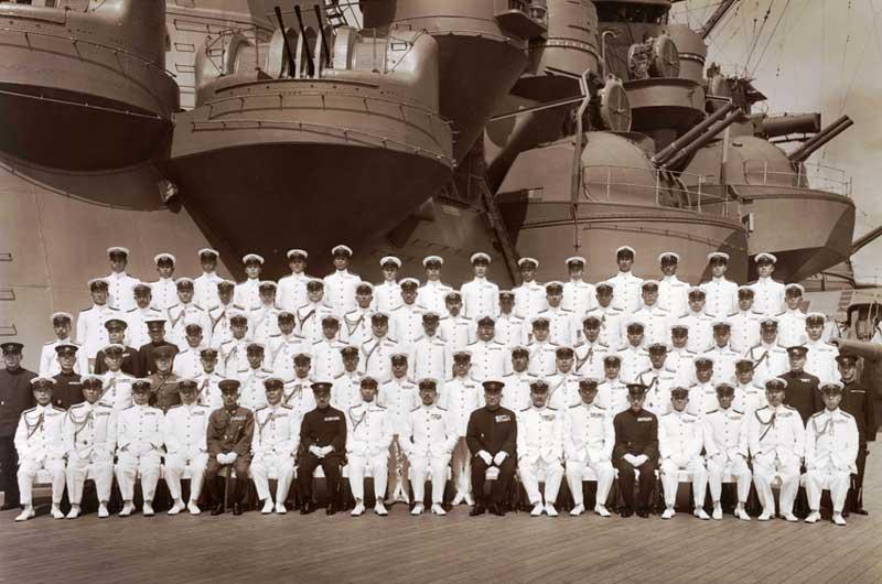 Paul Allen Expedition Schlachtschiff Musashi Bild-05