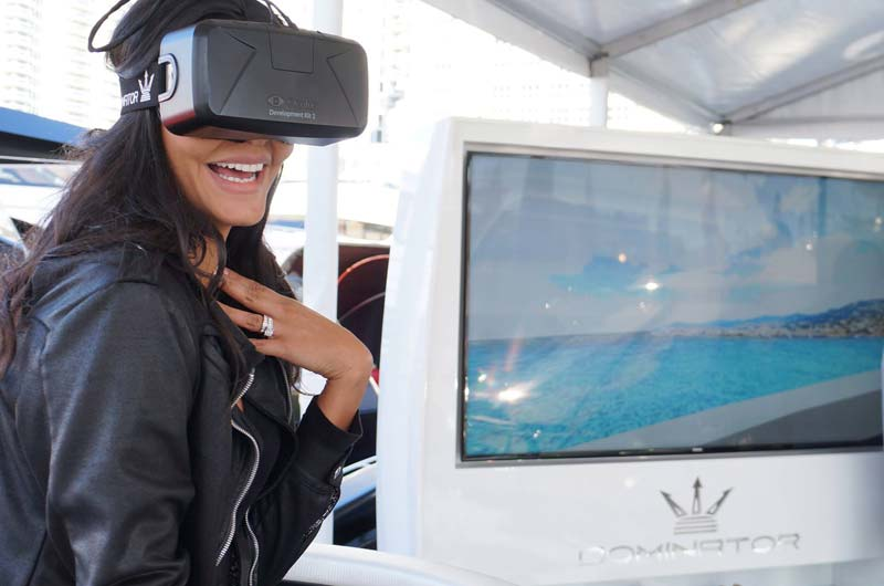 Dominator Yachts Virtual Reality Technologie Bild-04