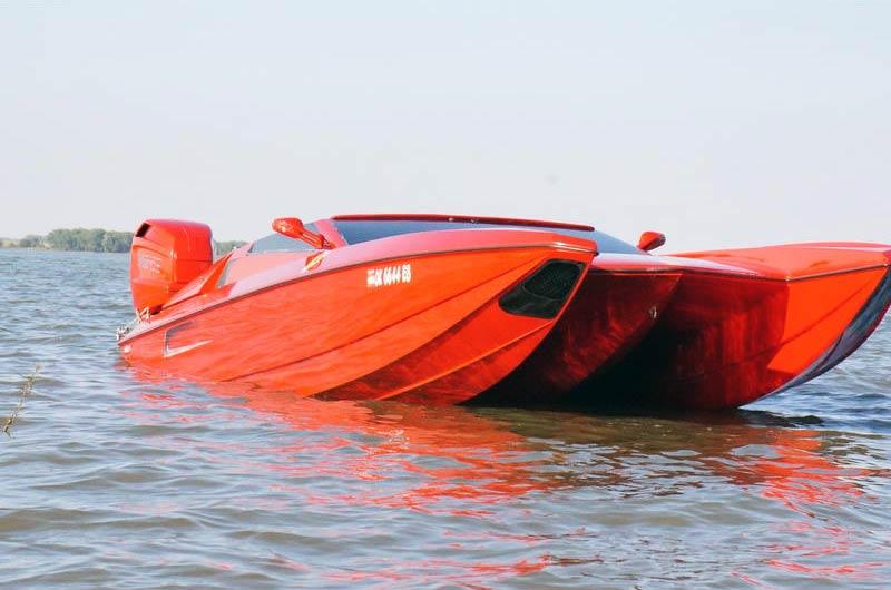 Ferrari Speedboot Bild-02