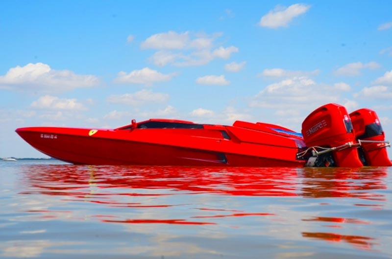 Ferrari Speedboot Bild-04