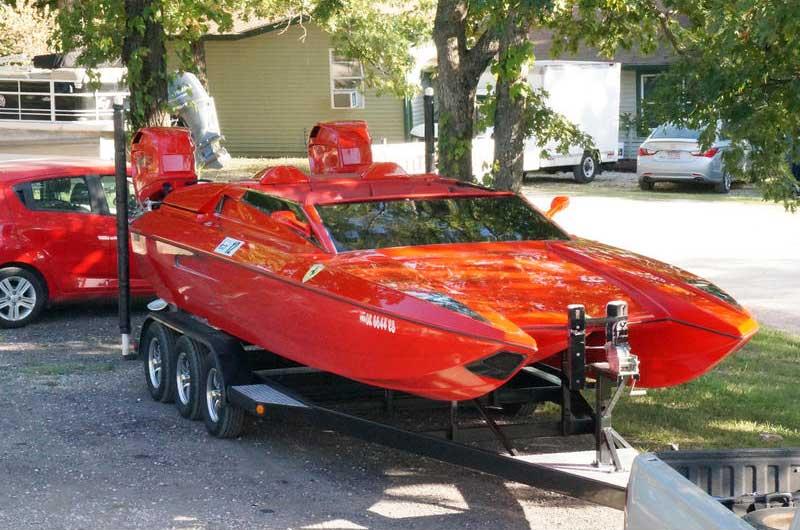 Ferrari Speedboot Bild-05