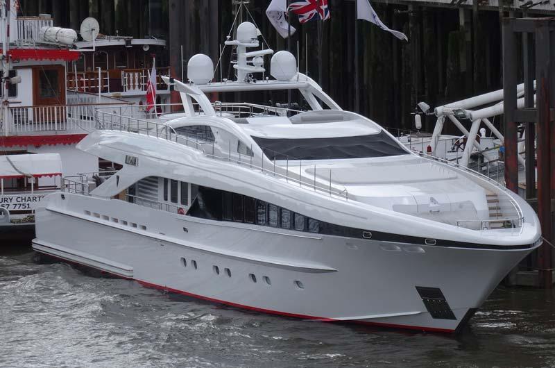 Heesen Yachts Ilona Bild-03