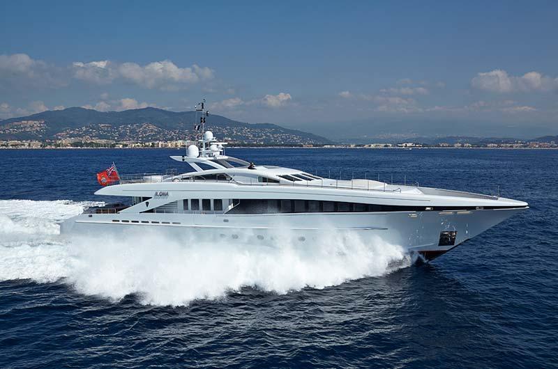Heesen Yachts Ilona Bild-16