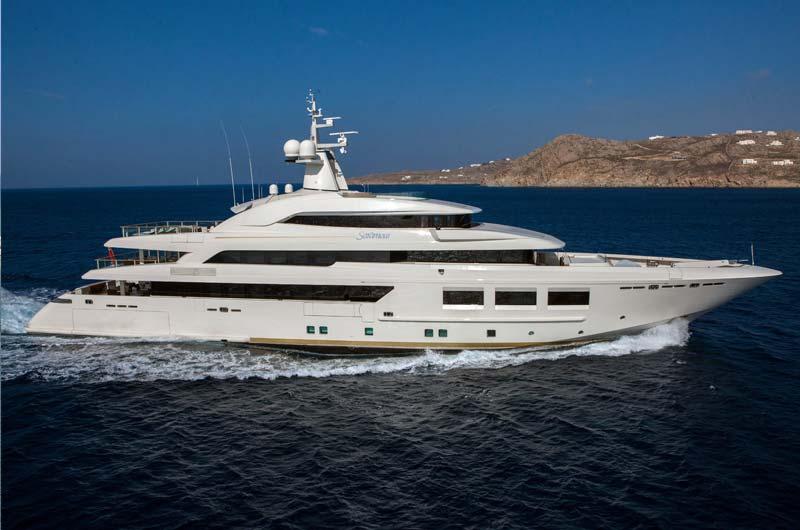 CRN Saramour 61m Monaco Yacht Show 2015