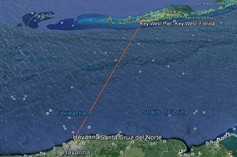 Roger Klüh Speedboot Apache Star start in USA Bild-01
