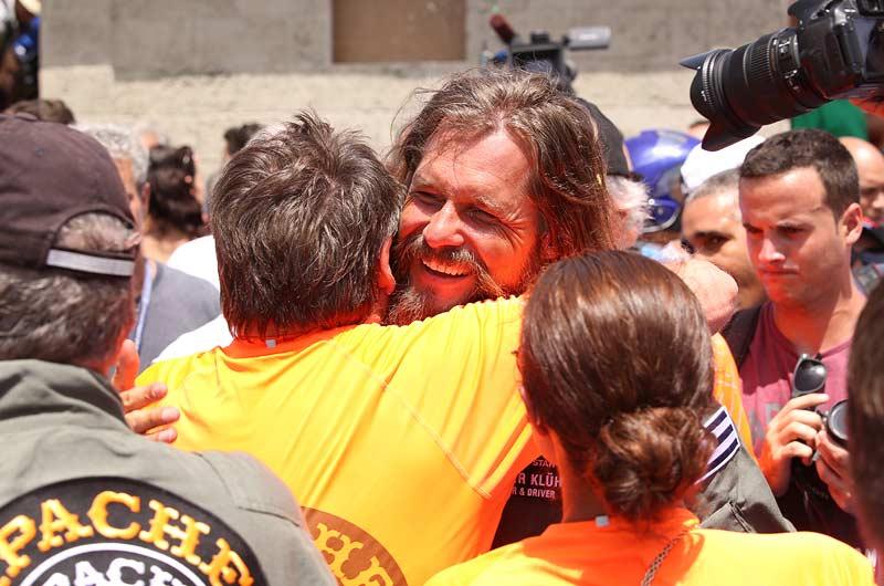 Apache Star Roger Klüh erreicht Kuba Bild-12