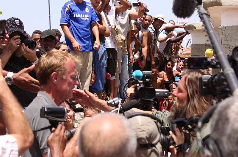 Apache Star Roger Klüh erreicht Kuba Bild-13